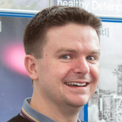 Image of Dr Mike O'Callaghan